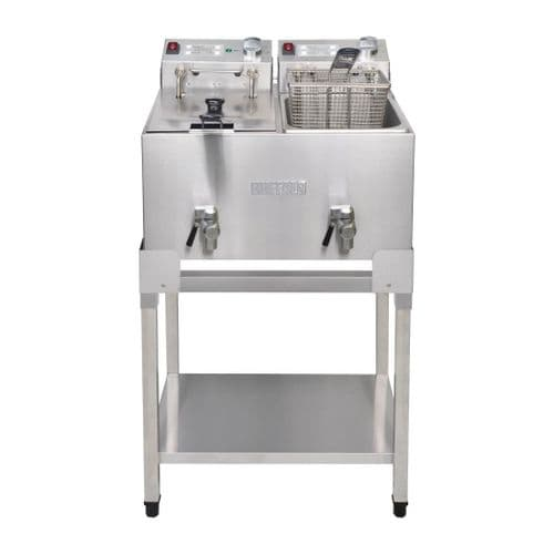 DF502 Buffalo Stand for Double Fryer (FC375 & FC377)